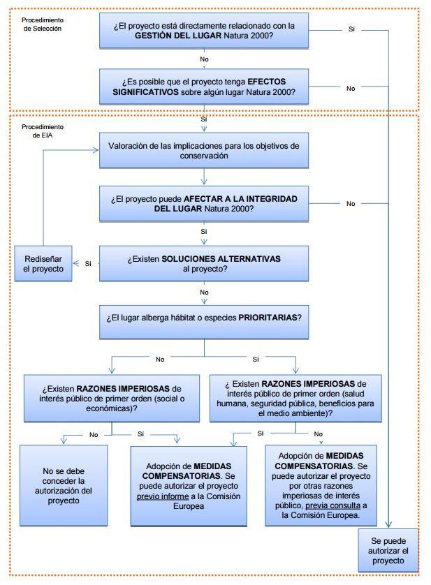 fases de evaluacion impacto ambiental