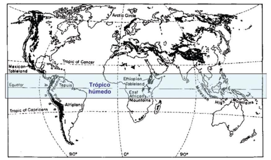 Páramo Clima Flora Fauna Y Características Ovacen